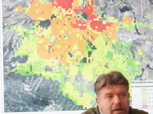 С нова платформа за качеството на въздуха София ще следи