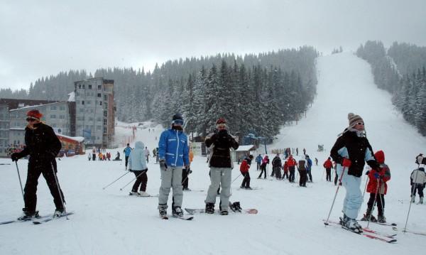 Ски курортите са пълни на 100%, основно гърци и британци почиват у нас