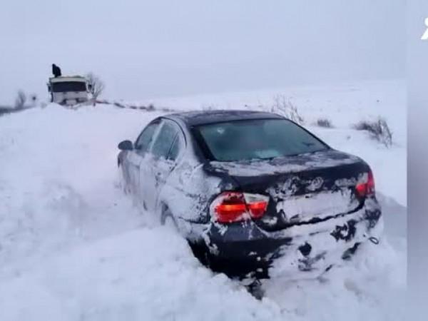 Лошо време тормози Балканите в последните дни на 2019 година.Снежни