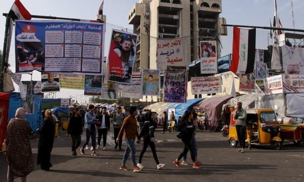 Стотици щурмуват посолството на САЩ в Ирак