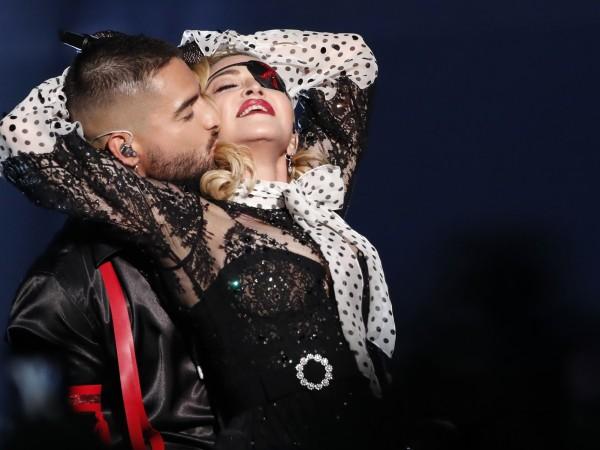 По всичко личи, че Мадона е открила любовта през 2019