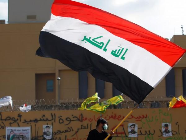 Протестите пред амерканското посолство в Багдад приключиха след 2 дни