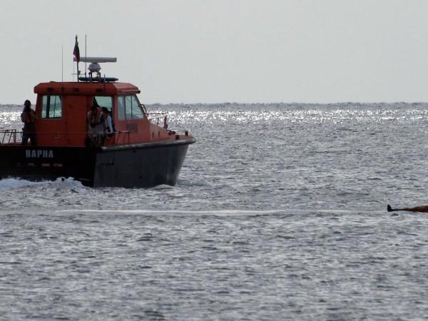 """Тяло на удавен мъж е открито в басейн """"Приморски"""" във"""