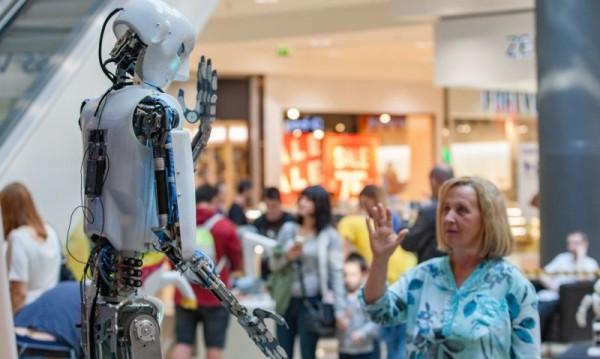 Роботите настъпват, дали машините ще ни вземат работните места?