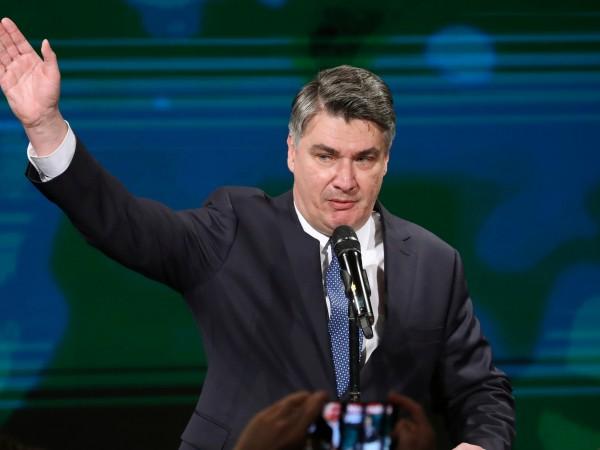 Бившият премиер – социалистът Зоран Миланович печели президентските избори в