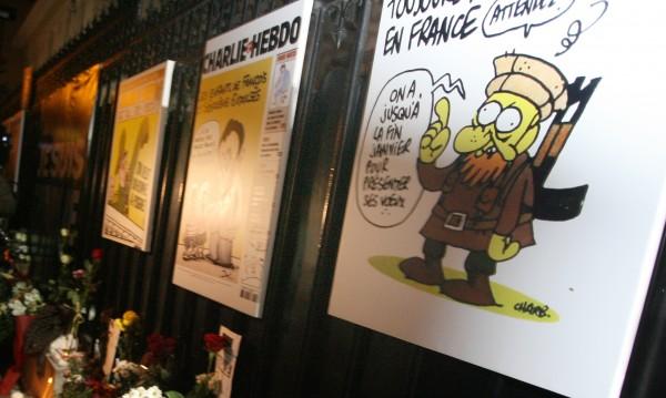 """5 години от кървавата атака над списанието """"Шарли Ебдо"""""""
