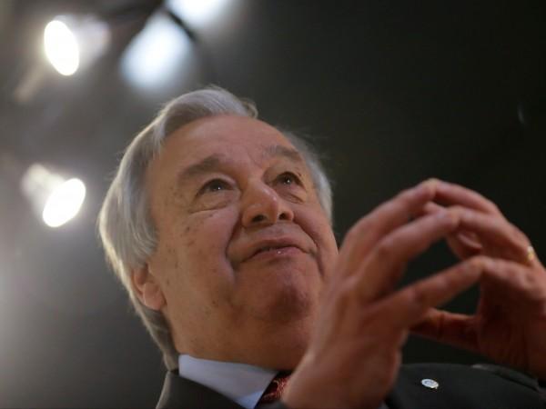 """Генералният секретар на ООН Антониу Гутериш предупреди, че """"геополитическите напрежения"""