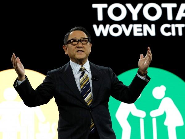 Японският автомобилен концерн Toyota планира като експеримент да изгради град