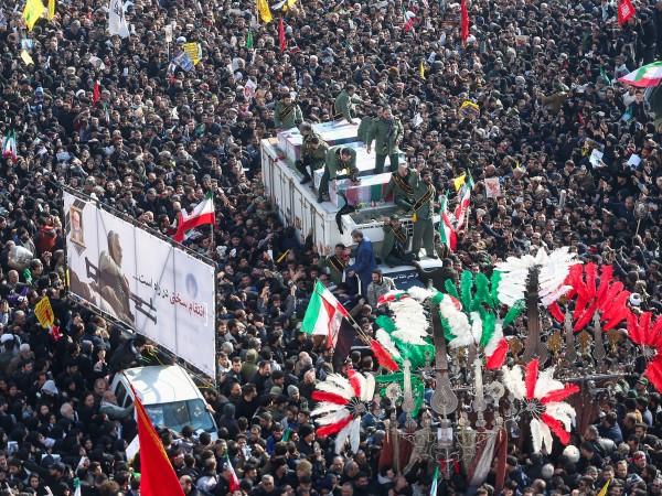 Секретарят на висшия съвет по сигурността на Иран Али Шамхани