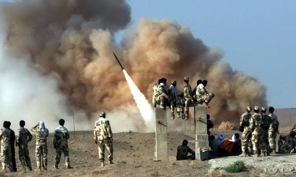Иран атакува две щатски бази в Ирак
