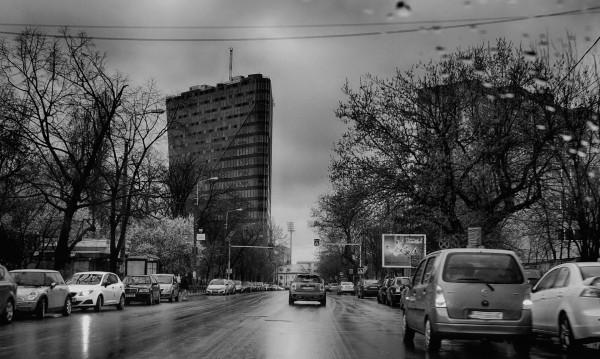 В Букурещ въздухът е толкова мръсен, колкото и този в Сидни