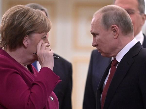 Германският канцлер Ангела Меркел приветства днес признанията на Иран, че