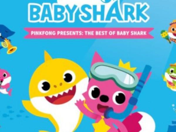 Ако не сте чували зарибяващия рефрен на Baby Shark, сигурно