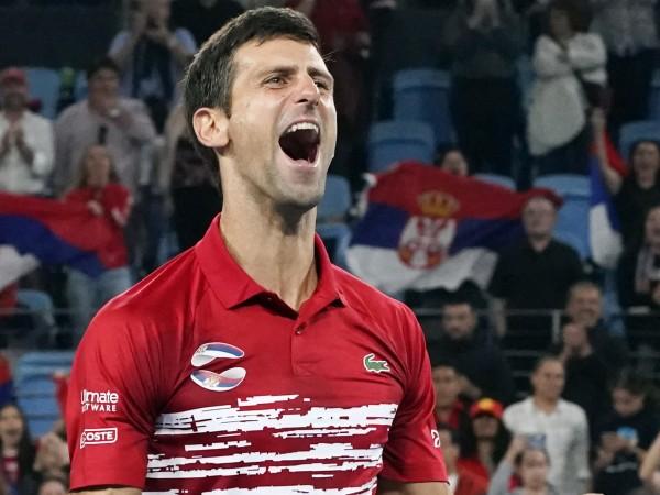 Сърбия е големият победител на първото издание на ATP Cup