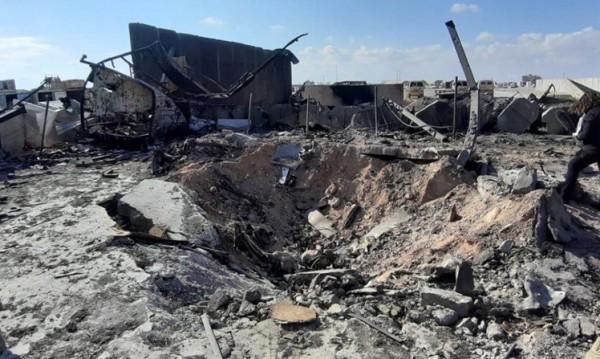 Повторни обстрели по база с американски военни в Ирак