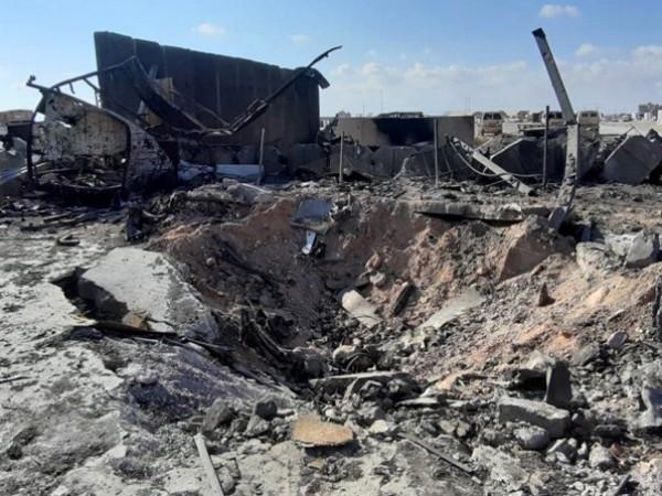 Повторен обстрел по база в Ирак, където има разположени американски
