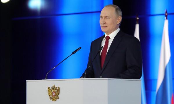 Путин предложи референдум за промени в конституцията