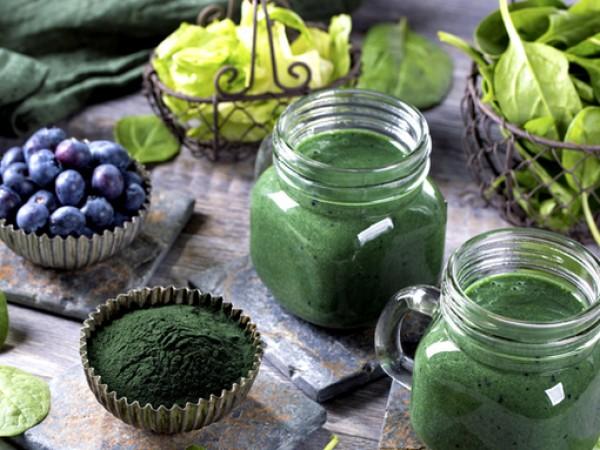 Чували ли сте за синьо-зелените водорасли наречени спирулина? Те са