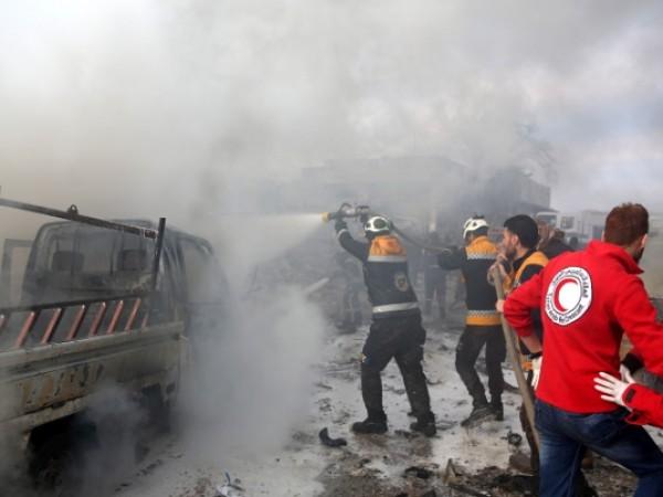 Най-малко 18 души са загинали, а десетки други са ранени,