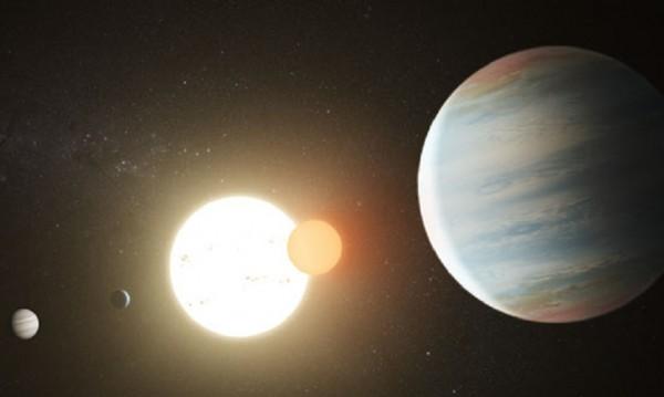 На третия ден на стаж в НАСА: Момче откри нова планета