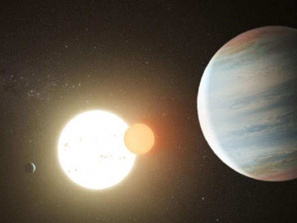 НАСА обяви, че за първи път е открита нова планета,