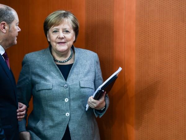 Германският канцлер Ангела Меркел постигна сделка за стартирането на плана