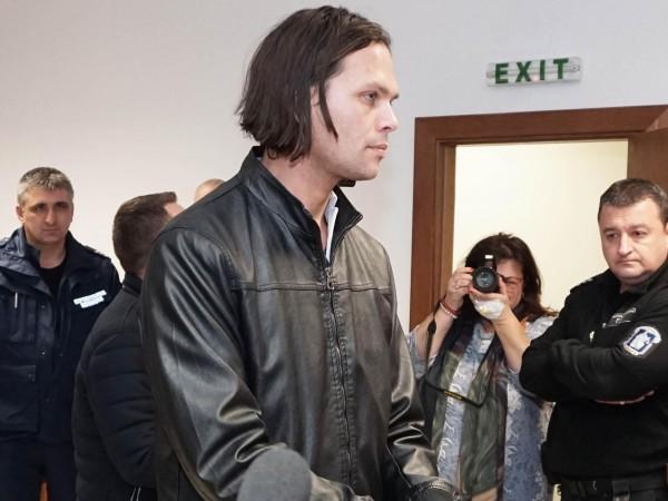 Софийският районен съд остави в ареста за постоянно Йохан Стелингверф,