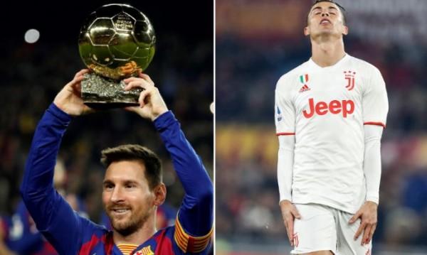 57% от футболистите: Меси е №1, Роналдо не е в Топ 3