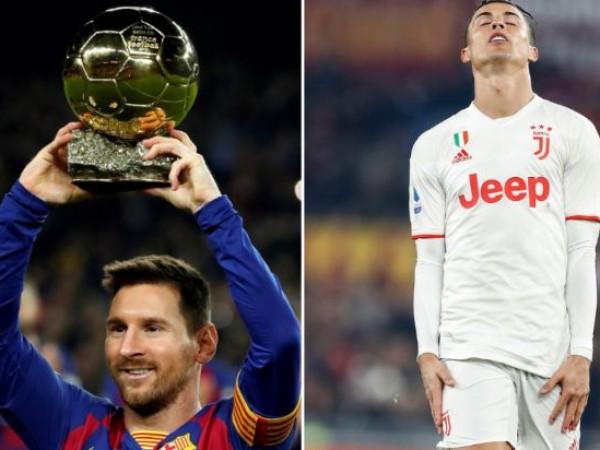 Шесткратният носител на Златната топка Лео Меси е най-добрият футболист