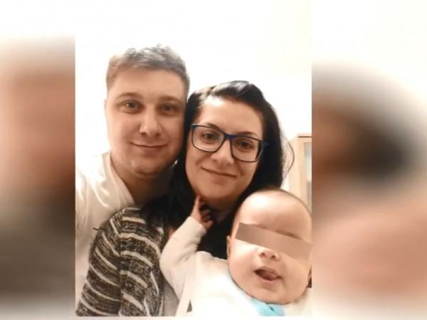 Продължава борбата на българското семейство в Хамбург, чието 7-месечно бебе