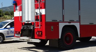 Два автомобила горяха в Габрово, няма пострадали