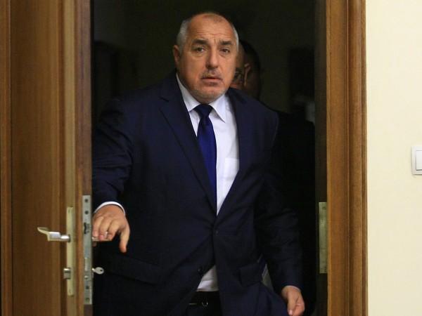Заради водната криза в Перник премиерът Бойко Борисов свика среща