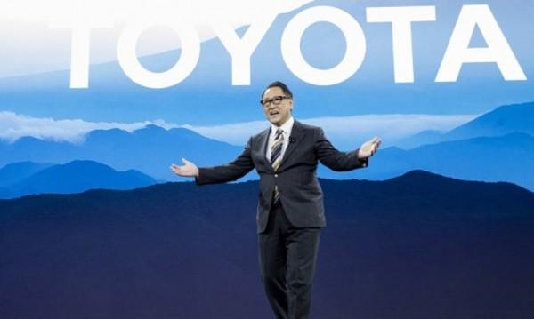 400 млн. долара влага Toyota  в летящи електромобили