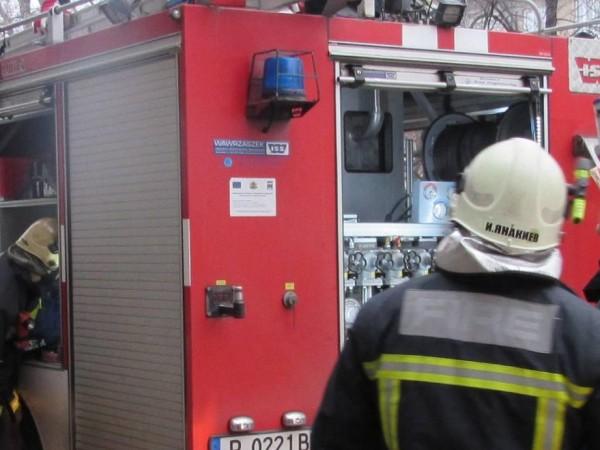 32-годишен асеновградчанин се поля с бензин, драсна клечка и изгоря