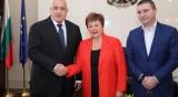 Борисов: Икономиката ни продължава да се развива устойчиво!