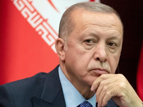 Президентът на Турция Реджеп Тайип Ердоган заяви, че Гърция преувеличава,