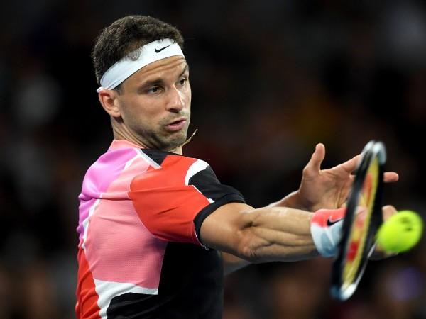 Най-добрият български тенисист Григор Димитров започна силно участието си на