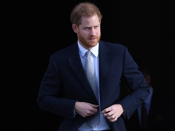 """Принц Хари заяви, че """"не е имал друг избор"""" в"""