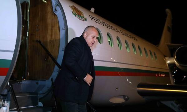 Борисов в Швейцария за Световния икономически форум