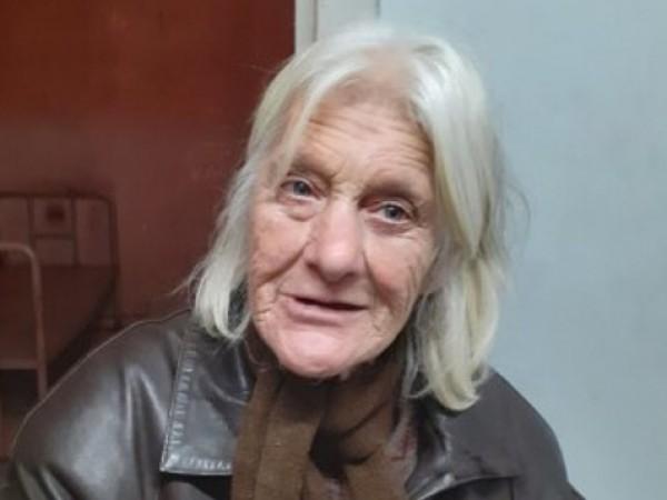 Столичната полиция търси съдействие за установяване самоличността на възрастна жена,