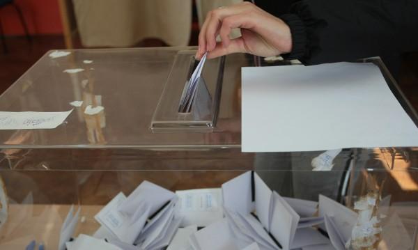 Жена излъгала, че има право да гласува, глобиха я с 300 лв.