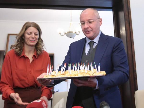 Президентът на ПЕС Сергей Станишев представи годишния си политически анализ