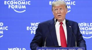 Тръмп се похвали: Америка преуспява, процъфтява и отново печели!