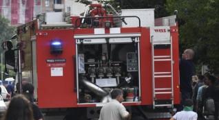 Изтичане на газ спря автобусите край Театър