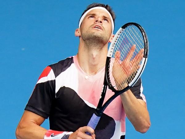 Най-добрият български тенисист Григор Димитров напусна Australian Open след загуба