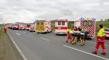Тежка катастрофа с автобус в Германия отне живота на две деца