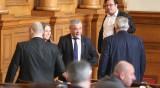 Проектът на Симеонов за хазарта мина в Комисията по финанси