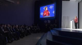 Меркел: Нека се борим по-силно с промените в климата