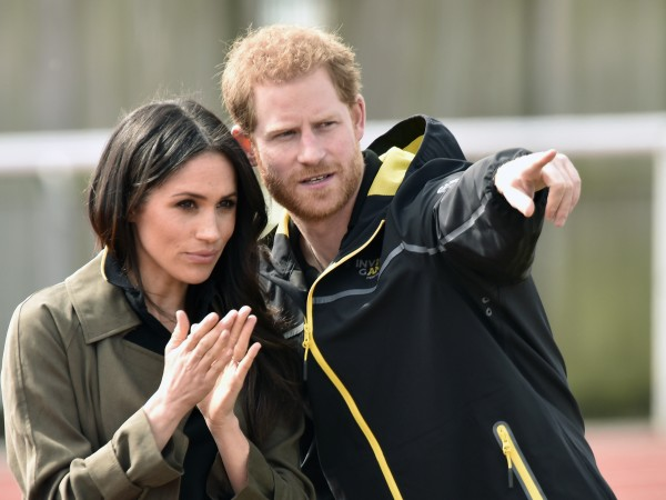 Вече от няколко дни принц Хари и Меган Маркъл живеят