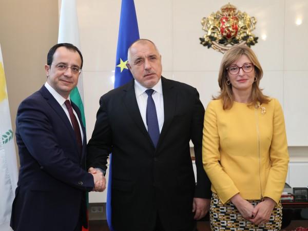 Премиерът Бойко Борисов обсъди енергийната тема на срещна с министъра